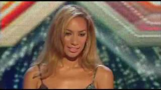 Leona Lewis -The X Factor 2006 - Week 1 - I'll be There