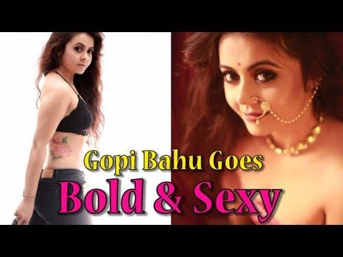 Xxx Mp4 Devoleena Bhattacharjee Aka Gopi Bahu Goes Bold Amp Sexy 3gp Sex