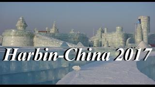 China/Harbin Ice Festival 2017  Part 4