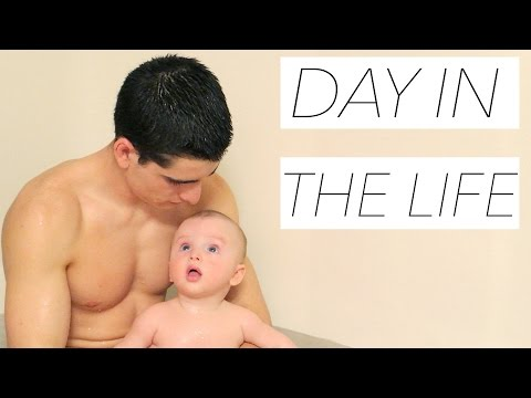 TEEN DAD DAY IN THE LIFE ☼