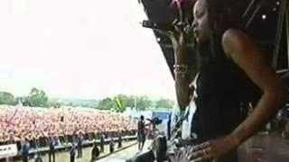 Sugababes - Freak Like Me (Glastonbury 2003)