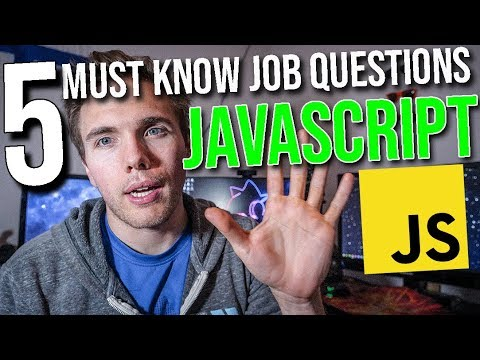 Xxx Mp4 5 Must Know Interview Questions For Javascript 3gp Sex