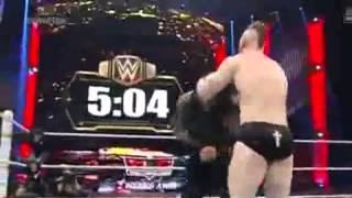 WWE RAW 11/30/15 Roman Reign vs Sheamus World heavywieght championship full match 30 november