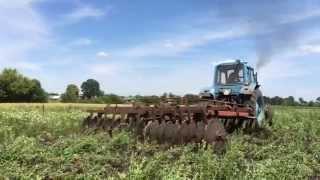 Будні диванного тракториста [ МТЗ-80 БДТ-3]