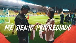 Ver el fútbol así enamora ♥ EXPERIENCIA VIP (Parte 2/2)