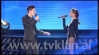 ALDO & SHEILA HAXHIRAJ - X FACTOR ALBANIA 2 (nata gjysmefinale)