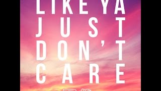 Redfoo - Like Ya Just Don't Care (Exclusive Access)