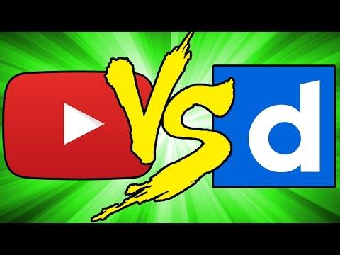 YOUTUBE VS DAILYMOTION - QUAL É MELHOR?