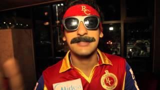 The #RCBInsider's private party NOT ft. Kohli