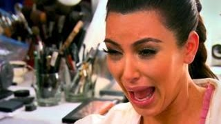 Watch Kim Kardashian Freak Out and Cry in Thailand Over a Zip Line