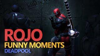 Funny Moments #3: Deadpool - Rojo & Urhara
