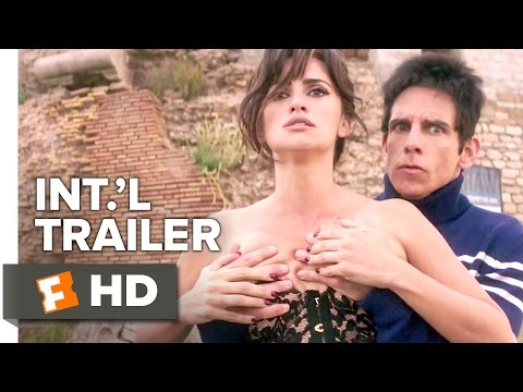 Zoolander 2 International Trailer #1(2016) - Ben Stiller, Penélope Cruz Comedy HD