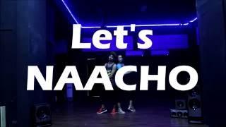 WARM UP SONG Let's Nacho - Kapoor & Sons | Zumba Choreography I V!cky & Aakanksha