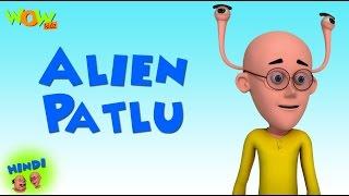 Alien Patlu - Motu Patlu in Hindi
