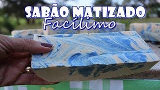 MINE CURSO SABÃO PERFEITO - SABÃO MATIZADO FACÍLIMO - SEM SEGREDO