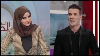ليلى بوصالي ضيفة أستوديو الصباح مع ماليك سليماني على دزاير نيوز
