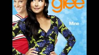 Glee - Mine (Taylor Swift)