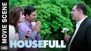 Ye mere pati nahi pati parmeshwar hai | Housefull | Movie Scene