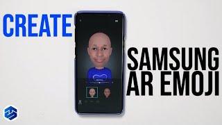 Creating A Samsung AR Emoji