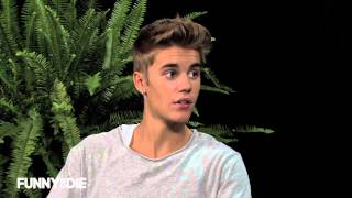 Between Two Ferns with Zach Galifianakis: Justin Bieber