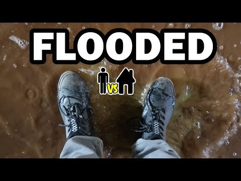 💦 Our House Flooded Man Vs House Ep.5