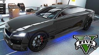 GTA V Online: NOVO CARRO de $2,000,000 DE LUXO!!! (Esportivo)