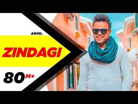 Download Zindagi (Full Video) | Akhil | Latest Punjabi Song 2017 | Speed Records