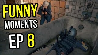 PUBG: Funny Moments Ep. 8