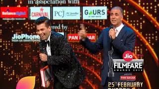 FILMFARE Awards 2018: 25th Feb, Sunday 8pm