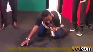 Anita afriyie live  worship