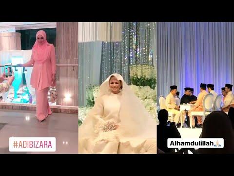 Xxx Mp4 Majlis Akad Nikah Izara Aishah Adib Datuk K 3gp Sex
