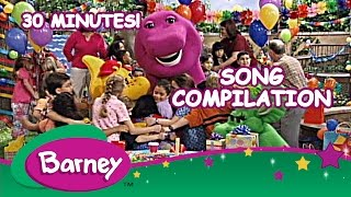 Barney - Song Compilation (30 Minutes!)