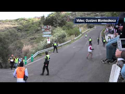 Accidente Marco lorenzo Rally islas canarias 2012 trofeo el corte ingles 2012 Mac and PC.mp4