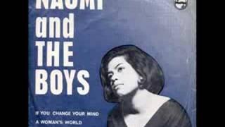 Naomi & The Boys (Singapore) - A Woman's World [*Audio*]
