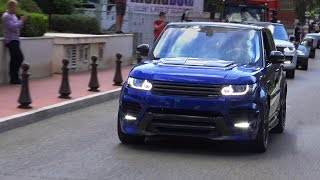 Overfinch Range Rover Sport SVR Supersport - LOUD Sound, Revs and Ride