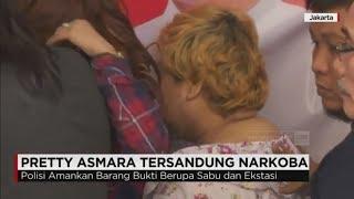 Pretty Asmara Ditangkap Polisi, Diduga Bandar Narkoba Penghubung Artis