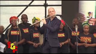 Soweto Gospel Choir - Winnie Mandela Memorial Service