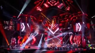 Daddy Yankee y Natalia Jimenez La noche de los dos en Premios Tu Mundo 2013