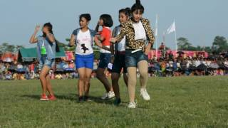 Ladies Footbal Grand Ceremony (Footbal-001)