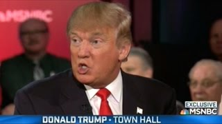 Donald Trump On Abortion, Marijuana Legalization And Political Correctness