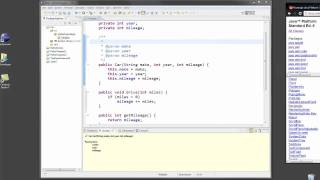 Writing Javadoc Comments in Eclipse