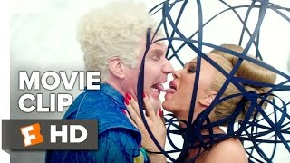 Zoolander 2 Movie CLIP - Kiss (2016) - Will Ferrell, Kristen Wiig Comedy HD