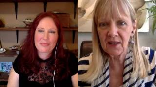 Awakened Goddess Show #129: Experiencing a Leap of Perception - Penney Peirce