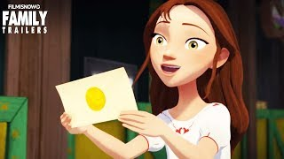 "Spirit Riding Free | New Clip ""Mustang Mail"" for Netflix animation series"