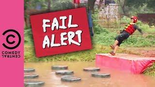 Extreme Fail Alert | Takeshi