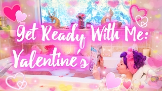 Get Ready With Me: Valentine's Day! | Charisma Star