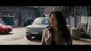 Fast and furious 6 Battle with letty