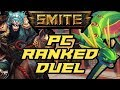 Download Video Download SALTY! NEW GUAN OP | GUAN YU vs KUKULKAN - Smite S5 Ranked Duel ANY God Goes Ep.60 3GP MP4 FLV