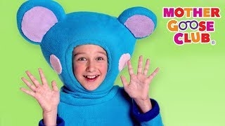 One, Two, Buckle My Shoe | Mother Goose Club Songs for Children | Songs for Kids