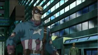 """Ultimate Avengers - 4. """"Unfreeze the Captain"""""""